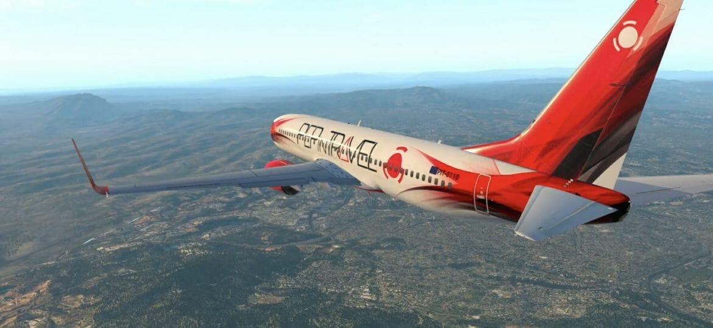 My B737-800
