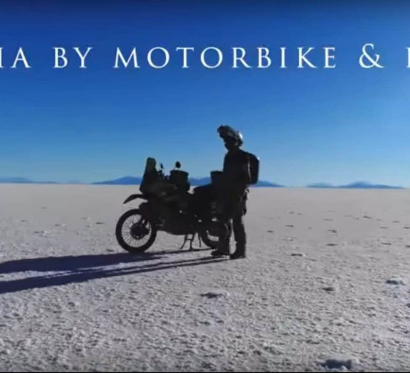 Bolivia by Motorbike and Drone
